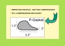 P Gasket Log Home Gasket Specification image Thumbnail